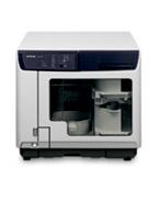 Der Epson PP-100 bedruckt und kopiert vollautomatisch bis 100 CD oder DVD in einem Arbeitsgang und das besonders sparsam, da er über sechs separate Tintentanks mit hoher Kapazität verfügt