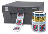Der LX900e ist der schnellste und effizienteste Farbetikettendrucker von Primera