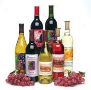 Drucken Sie Wein- und sonstige Getränkeetiketten
